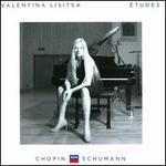 Études: Chopin, Schumann