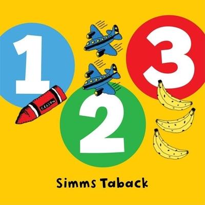 1 2 3 - Taback, Simms (Illustrator)