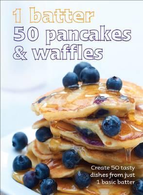 1 Batter 50 Pancakes & Waffles -