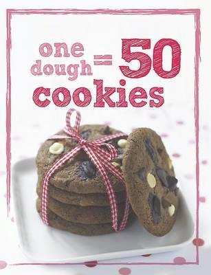 1 Dough 50 Cookies - Parragon Book Service Ltd
