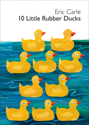 10 Little Rubber Ducks -