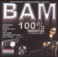 100% Freestyle, Vol 1 - Bam