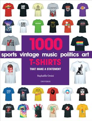 1000 T-Shirts - Orsini, Raphaelle