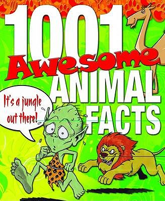 1001 Awesome Animal Facts - Powell, Marc
