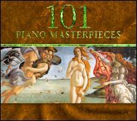 101 Piano Masterpieces - Alfred Brendel (piano); Christa Lehnert (soprano); Dieter Goldmann (piano); Dubravka Tomsic (piano); Edith Mathis (soprano);...