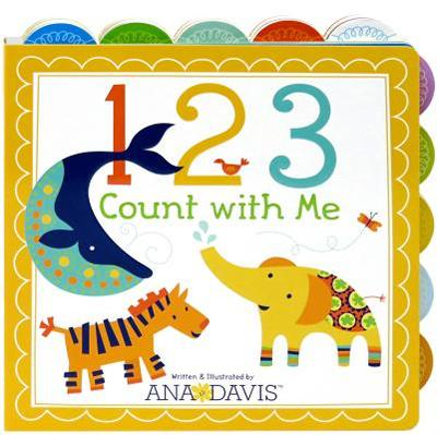 123 Count with Me - Davis, Ana