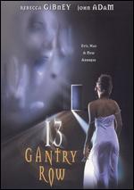 13 Gantry Row - Catherine Miller