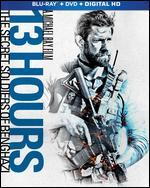 13 Hours: The Secret Soldiers of Benghazi [SteelBook] [Blu-ray]