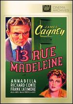 13 Rue Madeleine - Henry Hathaway