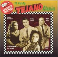 15 Early Tejano Classics - Various Artists