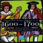 1600-1700: Monteverdi, Schutz, Marais, et al