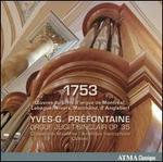 1753: ?uvres du Livre d'orgue de Montréal, Lebègue, Nivers, Marchand, d'Anglebert