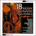 18 Kickin' Country Classics
