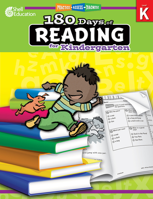 180 Days of Reading for Kindergarten: Practice, Assess, Diagnose - Barchers, Suzanne I