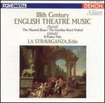 18th Century English Theatre Music
