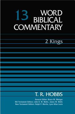 2 Kings - Hobbs, T R