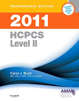2011 HCPCS Level II: Professional Edition - Buck, Carol J