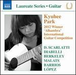 "2012 Winner ""Alhambra"" International Guitar Competition"