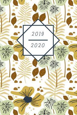 2019-2020 - Kalender, Planer & Organizer: Die Magie Der Botanik - Jahresplaner - Terminplaner - Taschenkalender - 6''x9'' - Inkl. Habit Tracker (F?r 18 Monate) F?r Mehr Routine Im Alltag - Kalendariat, Friedas Botanical