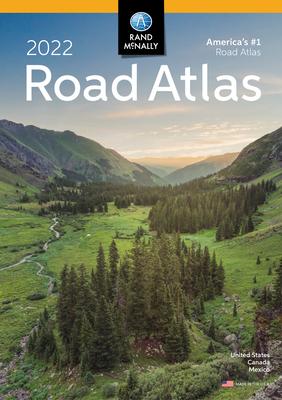 2022 Road Atlas - Rand McNally