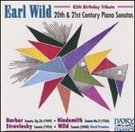20th & 21st Century Piano Sonatas