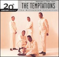20th Century Masters: The Millenium Collection:  Best of the Temptations, Vol.1 - The ' - The Temptations