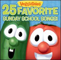 25 Favorite Sunday School Songs! - VeggieTales