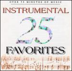 25 Instrumental Favorites