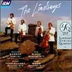 """25 Years: Lindsay String Quartet """"Live"""""""