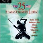 25 Years of Number 1 Hits, Vol. 10