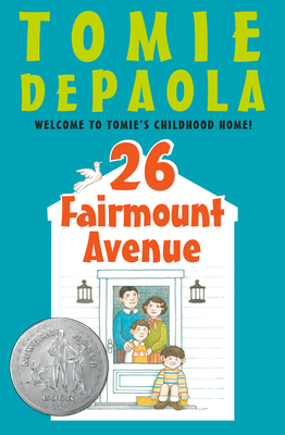26 Fairmount Avenue - dePaola, Tomie