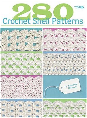 280 Crochet Shell Patterns - Sims, Darla