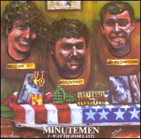 3-Way Tie (For Last) - Minutemen