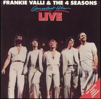 3 - Frankie Valli & the Four Seasons