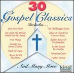 30 Gospel Classics [King]