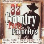 32 Country Party Favorites