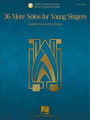 36 More Solos for Young Singers - Boytim, Joan Frey (Editor)