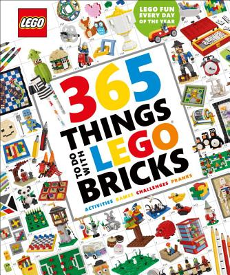 365 Things to Do with Lego Bricks - Hugo, Simon, and Finch, Alice (Contributions by)