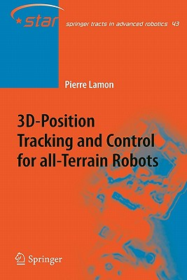 3D-Position Tracking and Control for All-Terrain Robots - Lamon, Pierre
