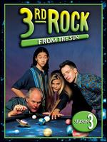 3rd Rock from the Sun: Season 3 [4 Discs] -