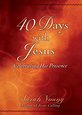 40 Days with Jesus 25-Pk: Celebrating His Presence - Young, Sarah