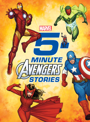 5-Minute Avengers Stories - Marvel Press Book Group