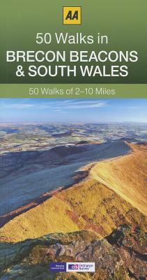 50 Walks in Brecon Beacons & South Wales - AA Publishing