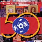 50 Years of Vox