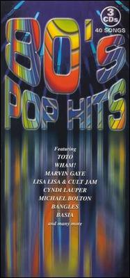 '80s Pop Hits [Sony] - Various Artists