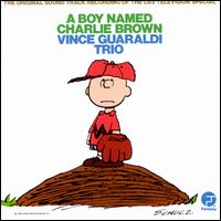 A Boy Named Charlie Brown [Original Soundtrack] - Vince Guaraldi Trio