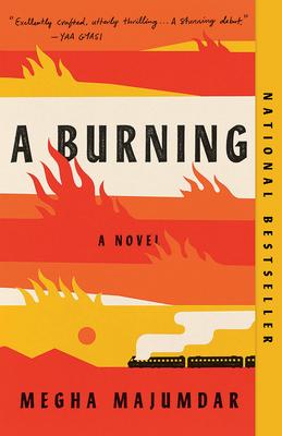 A Burning - Majumdar, Megha