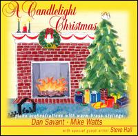 A Candlelight Christmas - Dan Savant/Mike Watts