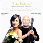 A che Bellezza! Arias y Cantatas del Seicento