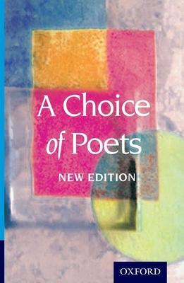 A Choice of Poets - Edwards, David
